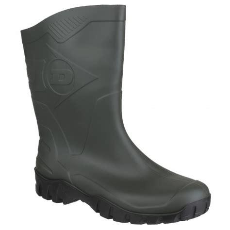 dunlop mens wellington boots dunlop calf k580011 mens wellington boots
