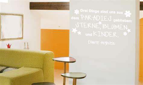 Dinge Aus Dem Badezimmer by Wandtattoo Zitat Quot Drei Dinge Sind Quot Paradies Kinder