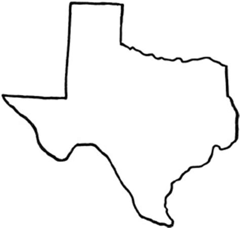 map of texas outline texas free images at clker vector clip royalty free domain