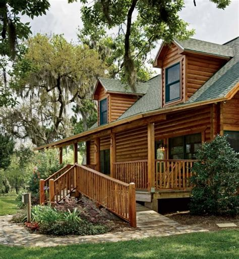 Suwannee River Cabins by Log Cabin Homes Acquires Suwannee River Log Homes Page 2