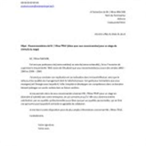 Exemple De Lettre De Recommandation Professionnelle Pdf Exemple De Lettre De Recommandation Exemples De Cv