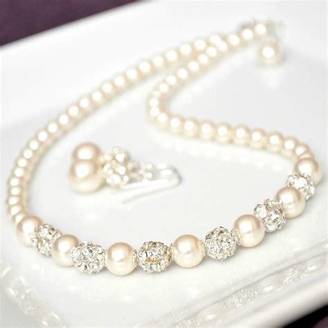 wedding jewelry set wedding jewelry set art deco