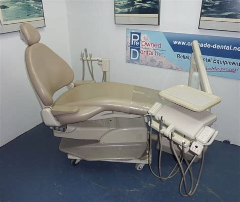 Adec Dental Chair Cost - adec cascade 1040 dental chair pre owned dental inc