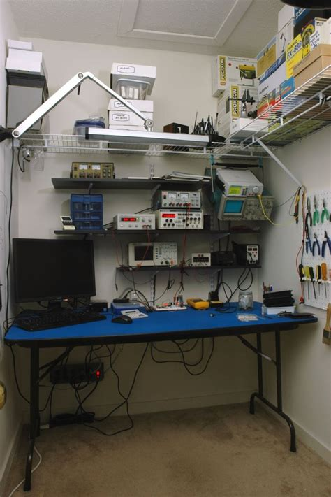 electronics lab bench 17 best images about work office on pinterest initials