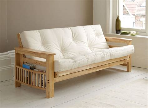 futons direct vegas hardwood 3 seater futon sofa bed available from our