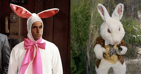actor and actress costumes 10 rabbits and actors in bunny costumes that hopped up on