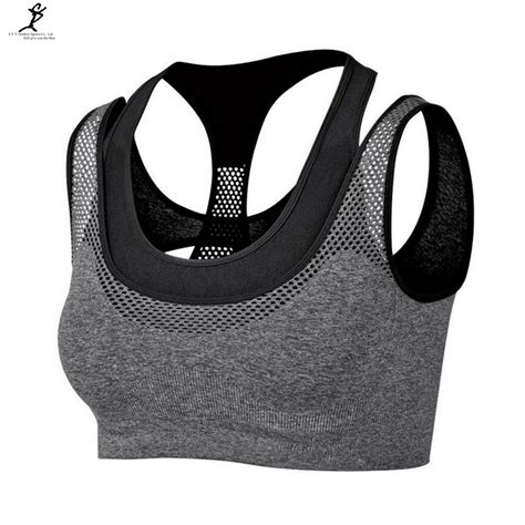 Finger String Sports Bra fitness splits picture more detailed picture about