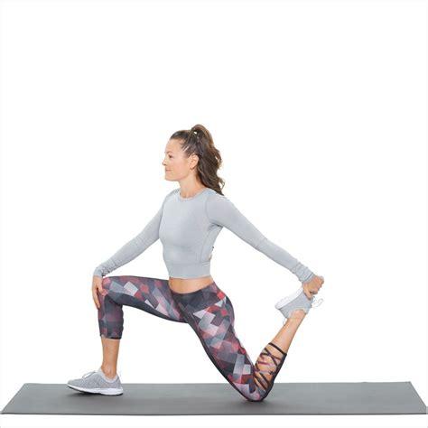 best stretch best hip stretches popsugar fitness australia