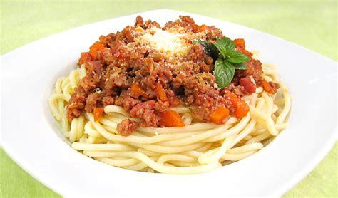 cocinar spaghetti espaguetis a la bolo 241 esa