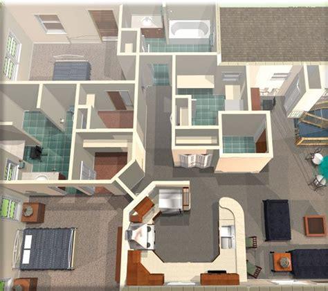 gambar software desain denah rumah  rumah