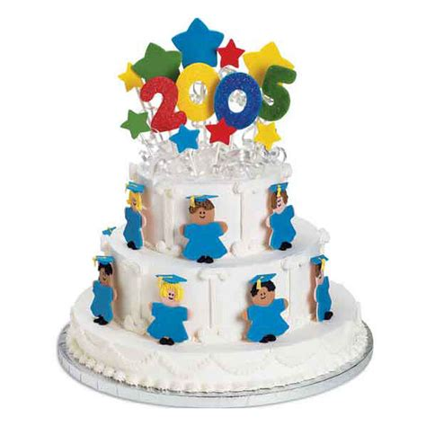 tomorrows stars graduation cake wilton