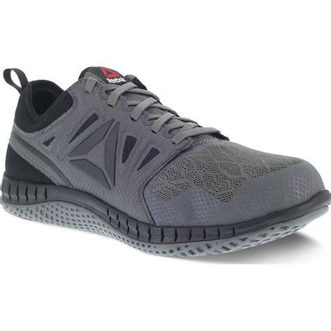 reebok safety shoes reebok zprint work steel toe work athletic shoe rb4252