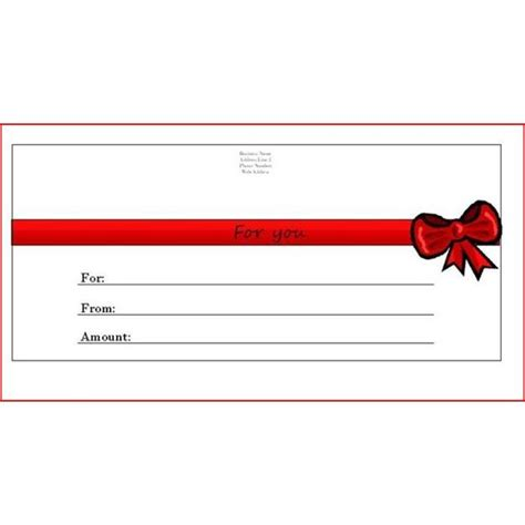 make your own gift certificates great sources to get it