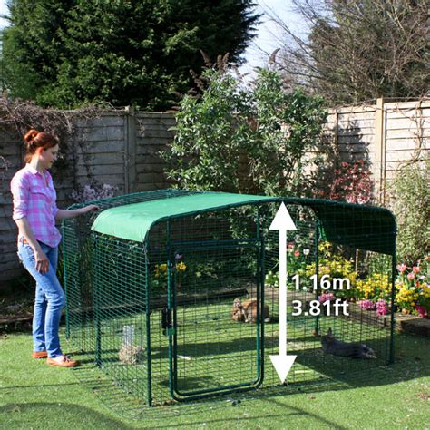 outdoor runs outdoor rabbit run large outdoor rabbit enclosure