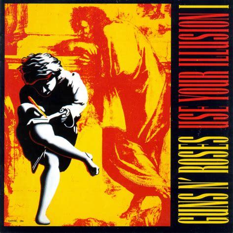 Cd Guns N Roses Use Your Illusion car 225 tula frontal de guns n roses use your illusion i