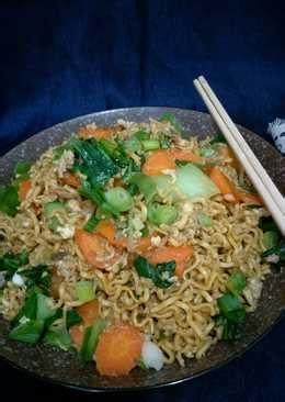 resep mie goreng yogya enak  sederhana cookpad
