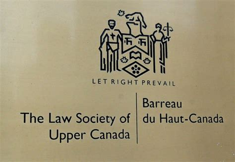 latest news the law society of upper canada legal system not doing enough for racialized members