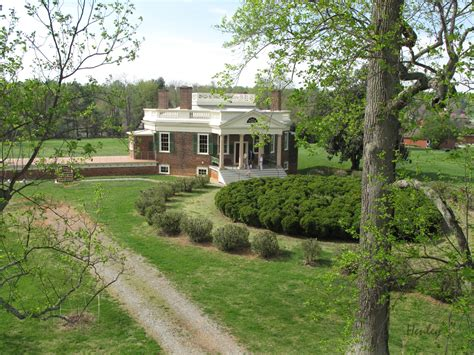 Octagon House jefferson s vision for poplar forest architects and artisans