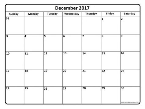 printable monthly calendar for december 2017 432 best printable calendars images on pinterest