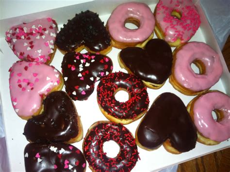 valentines donuts the holidaze dunkin donuts s day