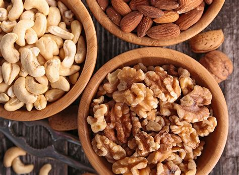 best healthy nuts healthy foods to eat for arginine eat this not that
