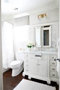 White And Grey Bathroom Ideas by Gray And White Bathroom Ideas Transitional Bathroom