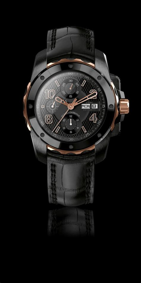 ds5 dolce and gabbana collection luxury watches