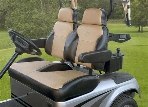 custom golf cart seats touring edition