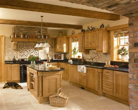 oak kitchen ideas 25 best ideas about oak kitchens on oak