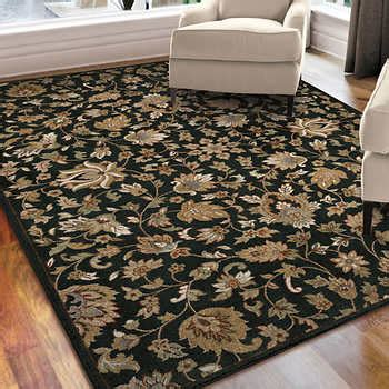 Olefin Pile Rug by Soft Impressions 100 Olefin Pile Rug Collection Green