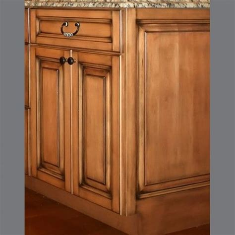coffee glazed maple cabinets honey maple kitchen