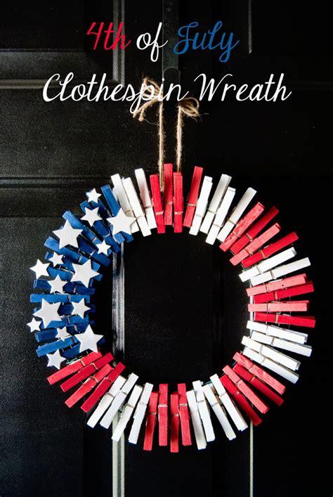 15 creative diy 4th july wreath ideas