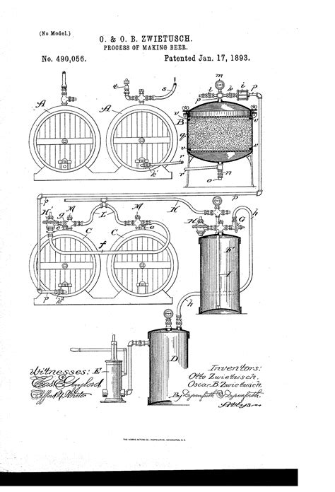 patent  process  making beer google patents