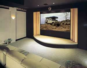 p resolution home theater projector