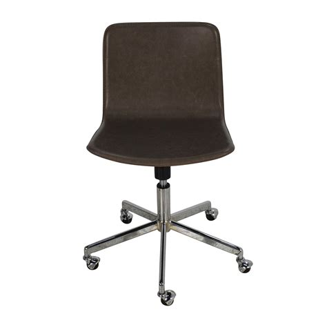 cb2 office chair office chair furniture