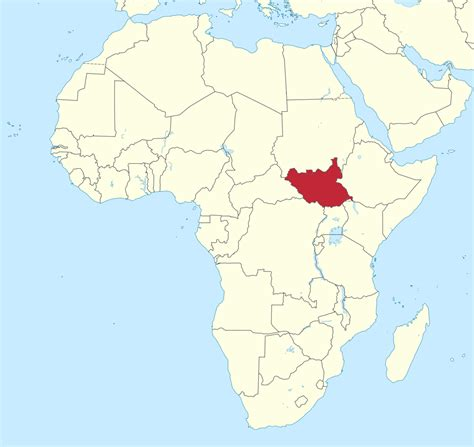 south sudan map file south sudan in africa claimed mini map rivers svg wikimedia commons