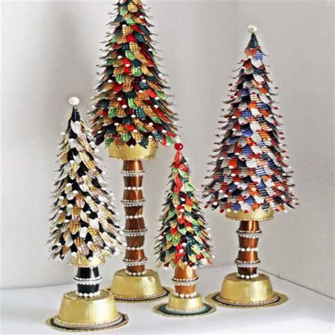 HOME DZINE Craft Ideas   Festive crafts with Nespresso capsules
