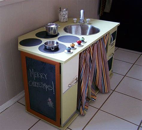 25 unique diy play kitchen ideas on pinterest diy kids 25 diy play kitchen ideas tutorials cool gifts for