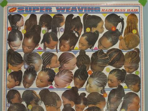 posters of hair braiding styles for hair salon posters of hair braiding styles for hair salon 25 best