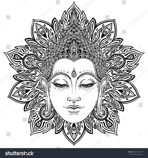 buddha mandala tattoo buddha ornate mandala pattern esoteric