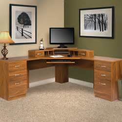 Home Office L Shaped Computer Desk Os Home Office Furniture Office Adaptations L Shape Computer Desk Reviews Wayfair