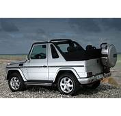 Mercedes Benz G Class Cabriolet 2000 Pictures