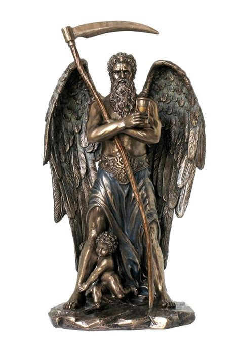 god statue chronos via goddessgift com chronos pinterest