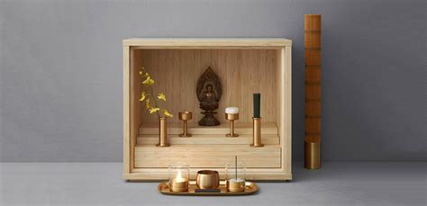 a new of buddhist altar for a changing japan wired