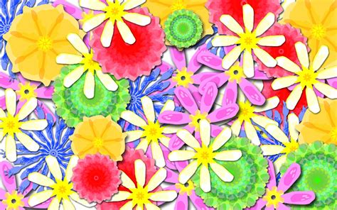 Funky Coat Hooks the boot kidz flower backgrounds and flower stickers