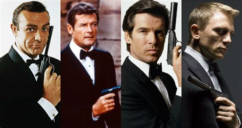 the best bond ranking the bond actors from worst to best moviefone