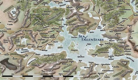 forgotten realms map index of files sagotsky