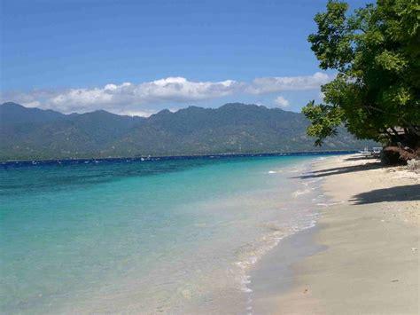 gili islands indonesia tourist destinations