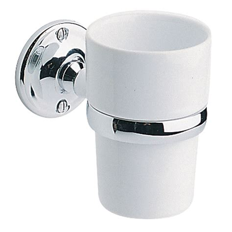 Heritage Bathroom Accessories Heritage Tumbler Holder Chrome At Victorian Plumbing