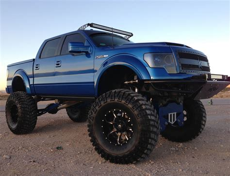truck ford blue 18 awesome blue trucks that prove it s the best color photos